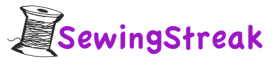 Sewing Streak Logo