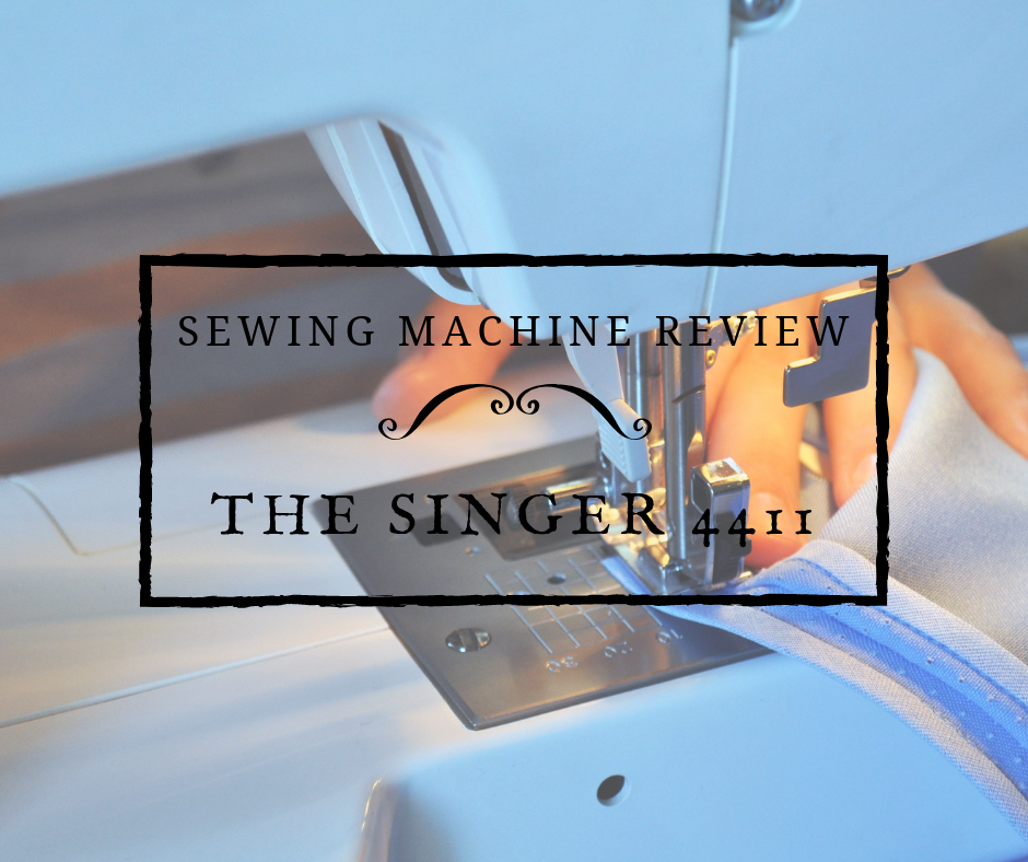The Singer 4411 Sewing Machine Review