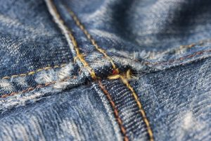 How to mend a seam