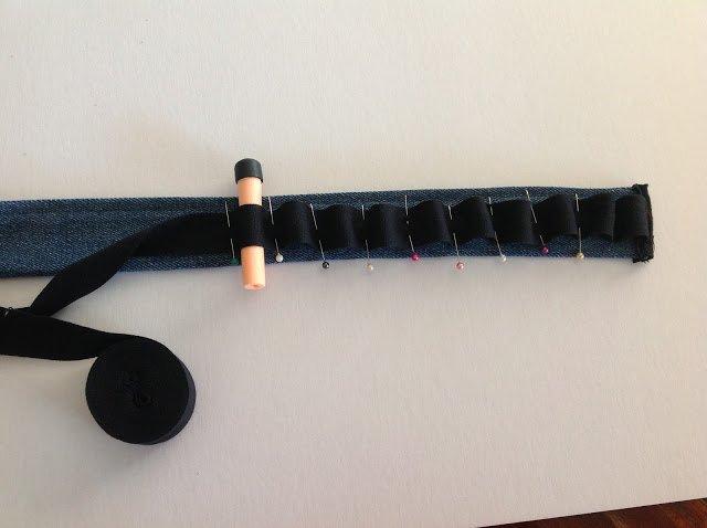 How To Make Nerf Gun Bullet Holder Step 7